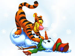 christmas tiger clipart clipartxtras