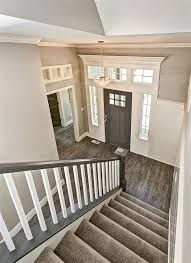 Painted Banister Ideas Best 25 Carpet Stairs Ideas On Pinterest Cost To Install Carpet