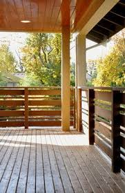 Ideas For Deck Handrail Designs Best 25 Wood Railing Ideas On Pinterest Wood Railing Ideas