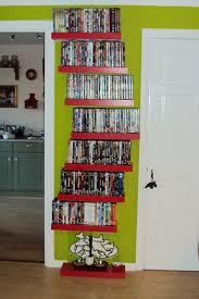 Dvd Holder Woodworking Plans by Build Dvd Shelf Woodworking Plans Diy Pdf Built In Office