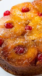 slow cooker pineapple upside down cake spicy southern kitchen