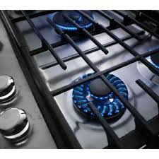 36 Downdraft Gas Cooktop Gas Cooktops Cooktops The Home Depot