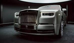 rolls royce outside rolls royce reveals phantom viii its most luxurious car yet fortune