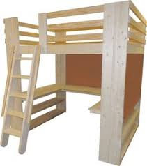 custom loft bed wood pinterest loft plan lofts and bunk bed