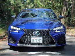 first lexus model i drove the 90 000 sport sedan that lexus built to challenge the