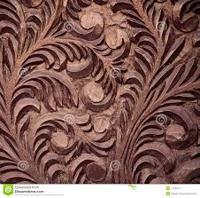 close up of rough wood carving royalty free stock photography