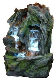 table top water fall tabletop waterfall double waterfall cave fountain tabletop fountains