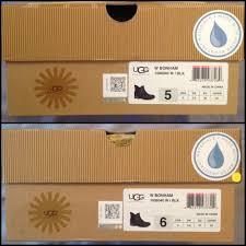 ugg layna sale ugg sale 1 left ugg leather bonham boots black from