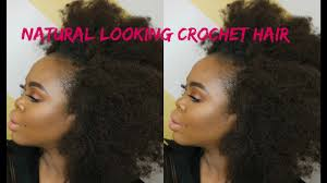 how to crinkle black hair natural looking crochet hair janet collection 4c mambo crinkly
