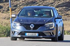 renault cars we see you renault shakin u0027 that rs new 2017 megane renault sport