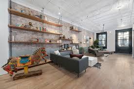 lowline founder james ramsey u0027s manhattan loft goes on sale