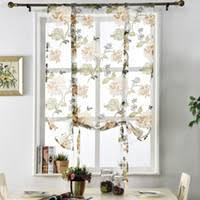 Curtains Floral Cheap Short Sheer Curtains Free Shipping Short Sheer Curtains