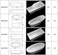 Length Of A Standard Bathtub Normal Length Of Bathtub Standard Bathtub Size Cm Best Bathtub