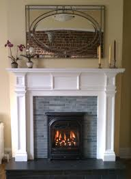 How To Install Gas Logs In Existing Fireplace by Fireplace President Gas Insert Offers A Historic Flair For Old