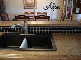 Ceramic Tile For Backsplash In Kitchen by Follow Your Heart Woodworking Ceramic Tile Backsplash