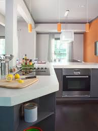 Orange Accent Wall by Photos Elbow Room Hgtv
