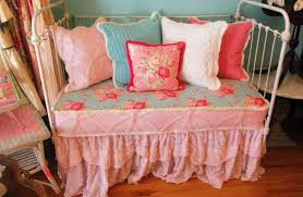 girls pink and green bedding daybed bedroom fantastic small bedroom decoration using