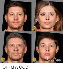 Meme Face App - face app oh my god god meme on me me