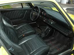 porsche 911 interior porsche 911 sc