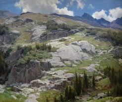Mountain Landscape Paintings by 1174 Best Art Landscapes Images On Pinterest Landscape