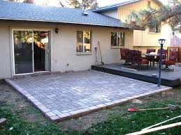 patios designs do it yourself patio designs 25 best ideas about brick patios on