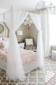 Best  Girls Bedroom Canopy Ideas Only On Pinterest Diy Canopy - Ideas for a girls bedroom