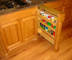 Kitchen Cabinet Spice Organizers Astonishing Spice Storage Cabinet Has One Of The Best Kind Other
