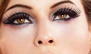 false eyelashes tutorial pak ladies