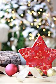giving the gift of godiva chocolate