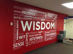 google walls crs vinyl impression wayfinding pinterest office wall