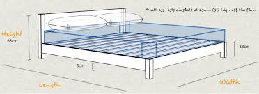 Height Of Bed Frame Low Bed Space Saver Get Laid Beds