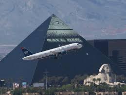 Las Vegas Mccarran Airport Map by Cactus Sixteen