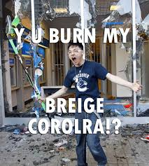 Angry Asian Meme - image 137902 angry vancouver fan angry asian rioter know
