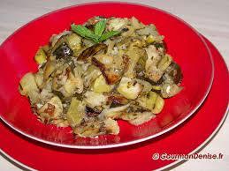 cuisiner des courgettes au four courgettes confites au four