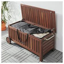 classic outdoor cushion storage bench u2014 bistrodre porch and