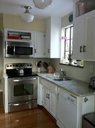 Small Kitchen Flooring Ideas Small Kitchen Ideas White Cabinets Onyx Countertops Solid Wood