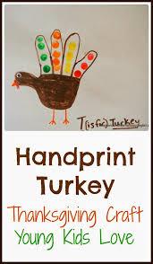 handprint turkey thanksgiving crafts for fspdt