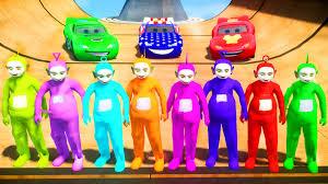 nursery rhymes teletubbies colors plays custom fly lightning