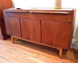 furniture classy mid century modern credenza for classic home
