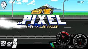 pixel car pixel car racer v1 0 65 unlimited money apk download tricky apk