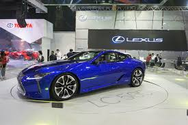 lexus philippines official website top 15 cars at the philippine international motor show 2016