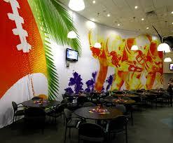 we build stadium signs and banners for levi s stadium ferrari color