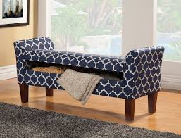 furniture tufted ottoman bench tufted storage bench