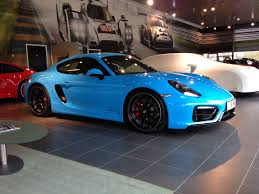 porsche riviera blue paint code pts blues