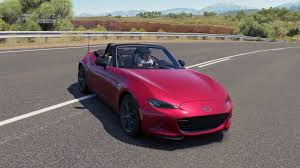 where is mazda made forza horizon 3 cars