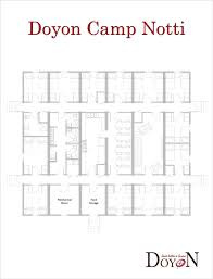 Camp Floor Plans Camp Notti U2013 Doyon Remote Facilities U0026 Services