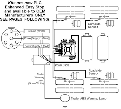 abs plug wiring diagram semi trailer abs wiring u2022 wiring diagram