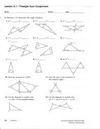 isosceles triangle theorem worksheet worksheets releaseboard