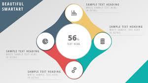 tutorial powerpoint design amazing smartart template for dashboard in presentation ppt