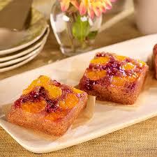 mandarin spice upside down cake dessert recipes dole